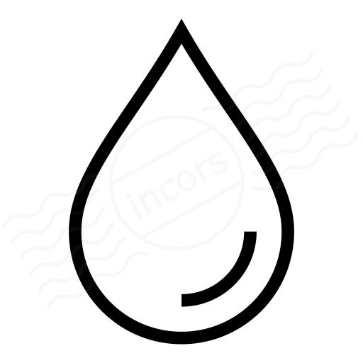 Oil Drop clipart.