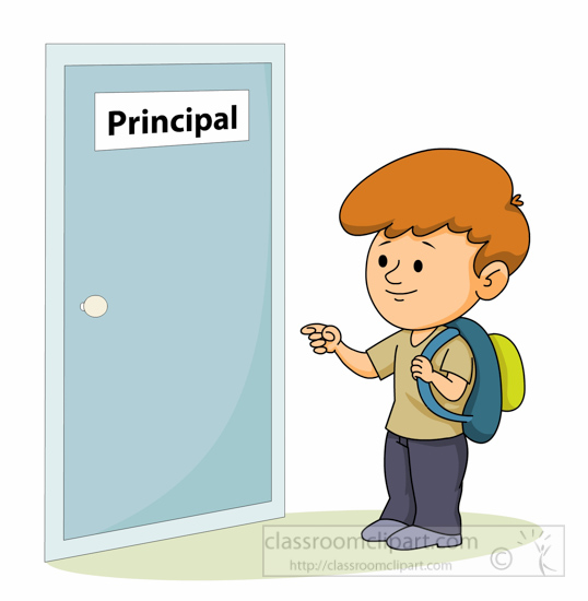 Drop of student clipart.