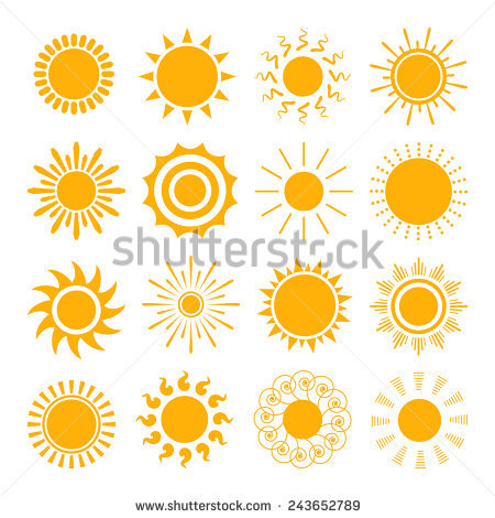 Sun Stock Images, Royalty.