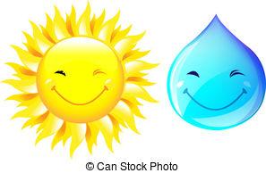 Images yellow sun white background rays heat smile orange Stock.
