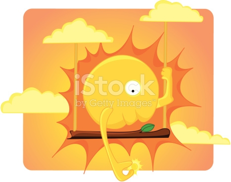 Drop Of Sunshine stock vector art 96903294.