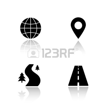 Wv map clipart with drop shadow.