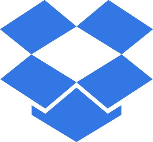 Brand New: New Logo for Dropbox.