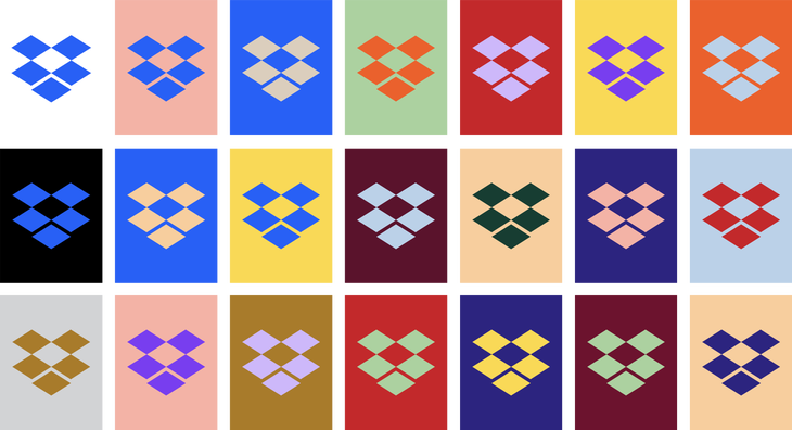 Dropbox brand update streamlines its logo and takes aim at.