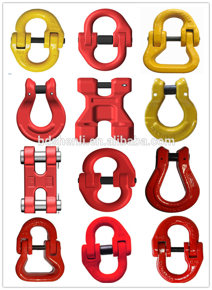 Drop Forged Hardware Alloy Steel/carbon Steel Lifting Hoist G209.
