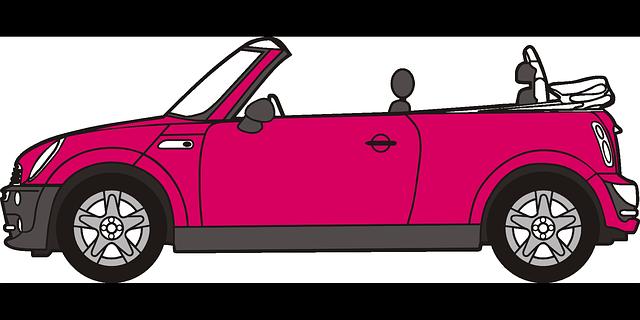 Cartoon Car Clip Art.