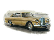 Rolls Royce Stock Illustrations.
