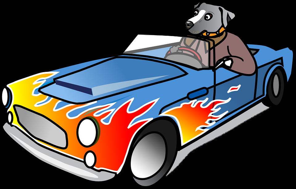 Free vector graphic: Cabriolet, Convertible.