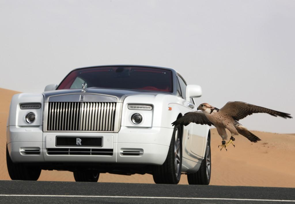 2010 Rolls Royce Bespoke Phantoms for Abu Dhabi customers.