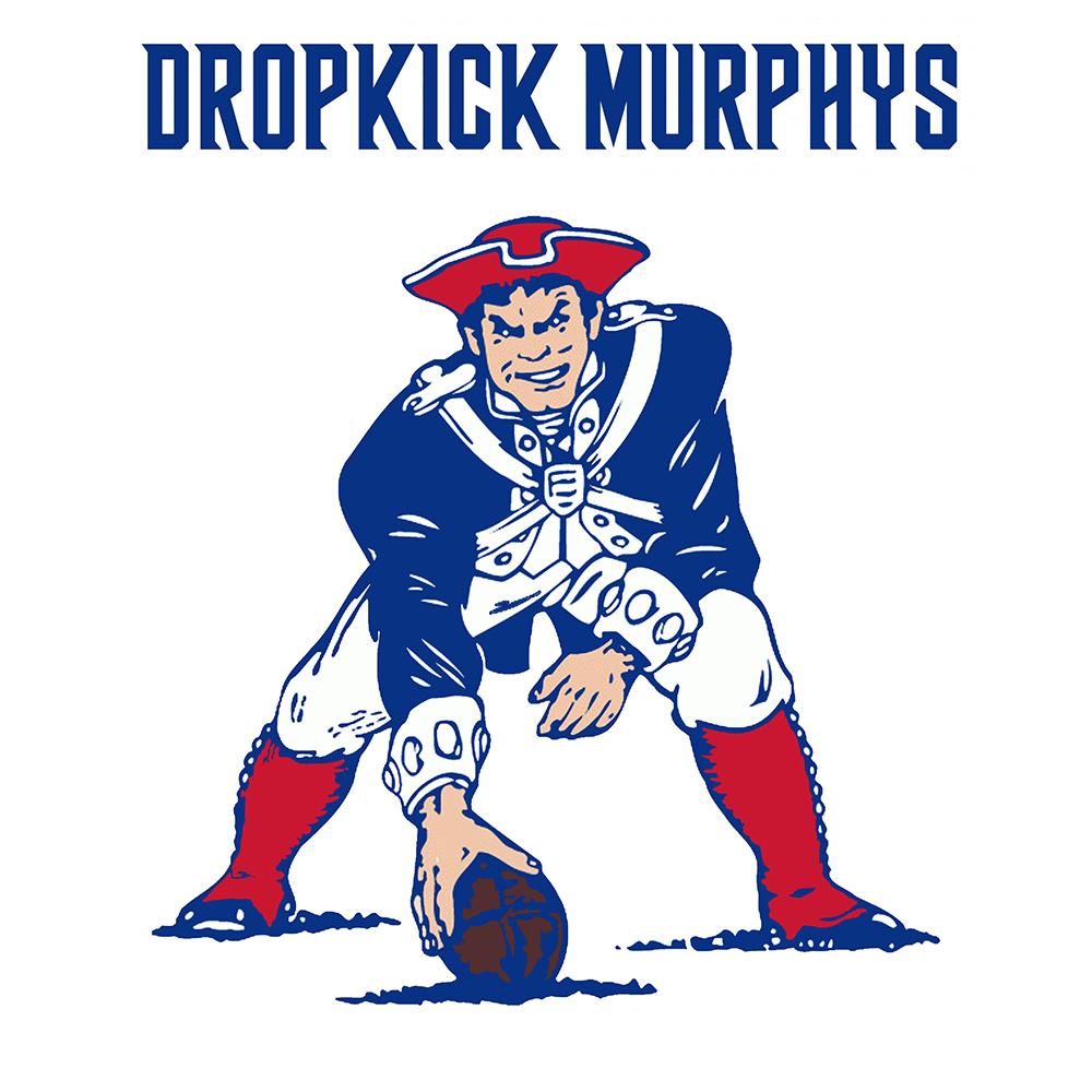Dropkick Murphys.