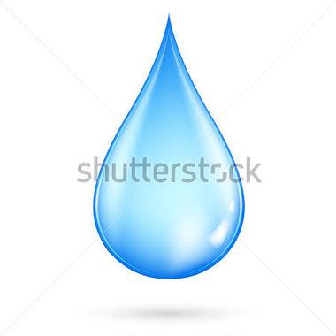 Dew Drops Clip Art.