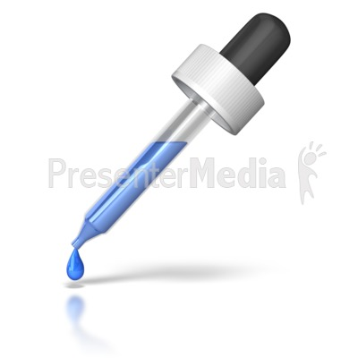 Gallery For > Medicine Dropper Clipart.