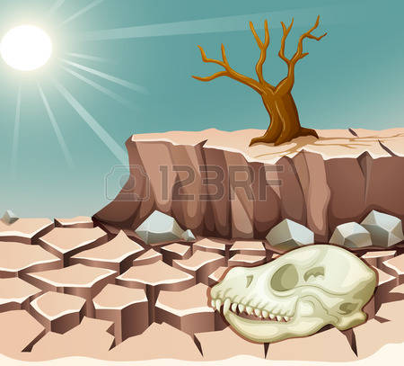 Drought clipart.