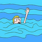 Drowning Clipart Illustrations. 935 drowning clip art vector EPS.