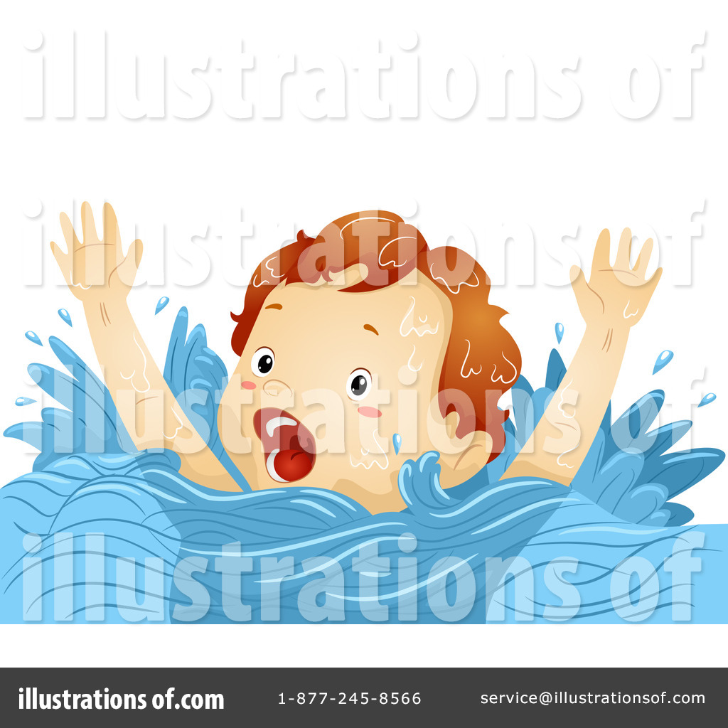 Drowning Clipart #1228595.