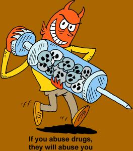Prescription Drug Abuse Clipart.