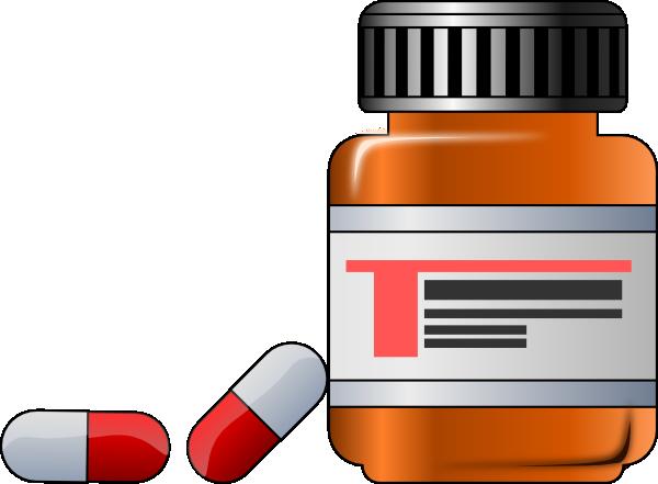 Drug Clipart.
