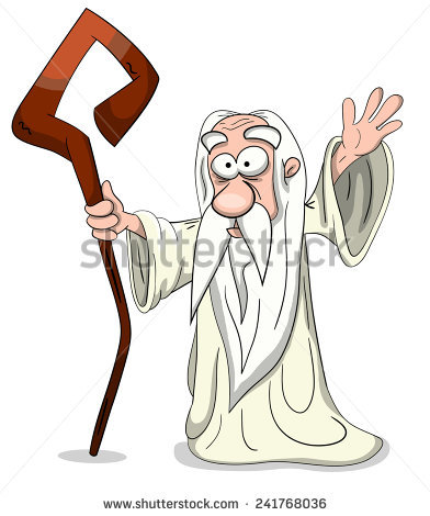 Druid Stock Images, Royalty.