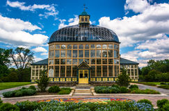 The Howard Peters Rawlings Conservatory In Druid Hill Park, Balt.