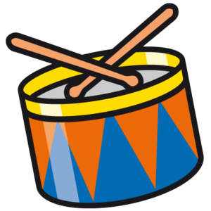 Clipart Of Drum.
