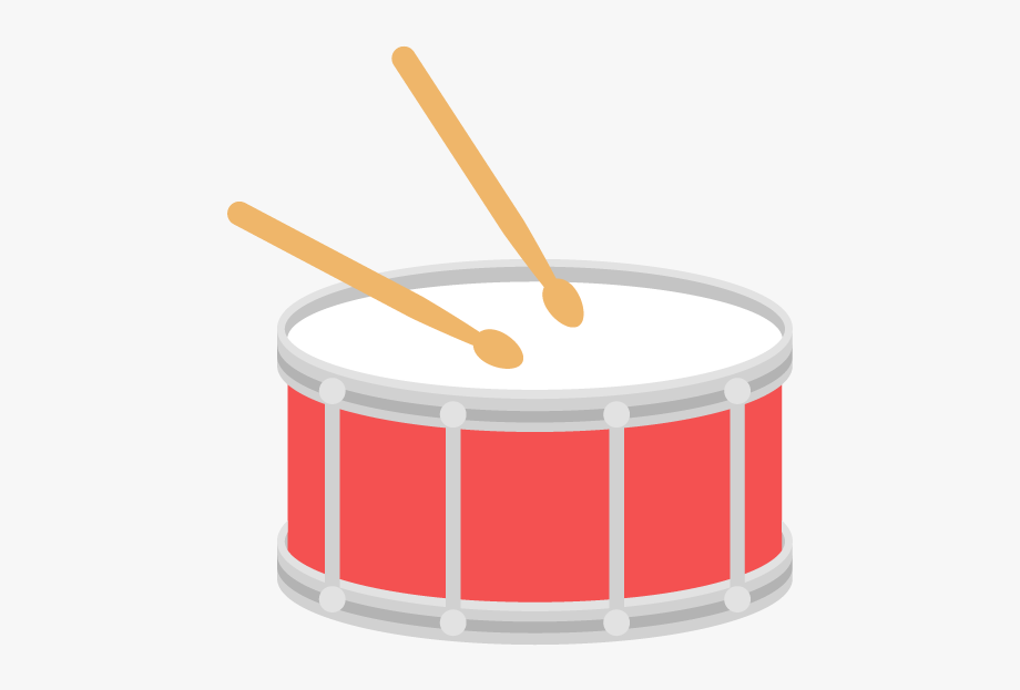 Hd Snare Drum Icon Png, Cliparts & Cartoons.