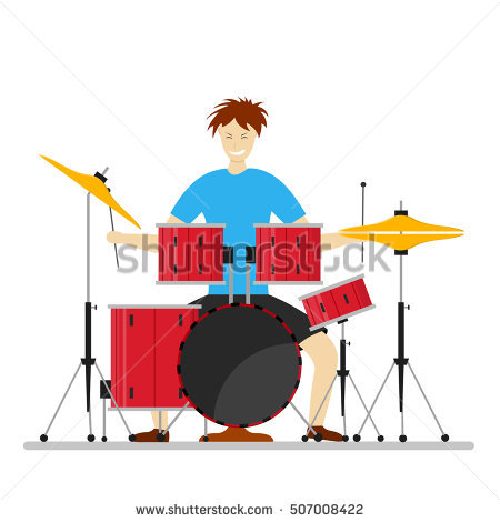 Drumbeat Stock Photos, Royalty.