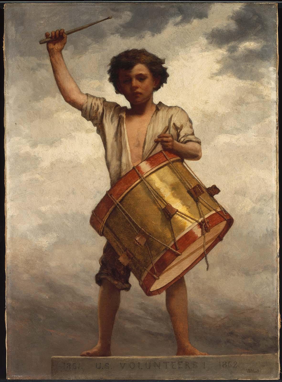 The Drummer Boy.