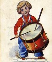 Ba Rump Pa Pum Whaaaa?: Little Drummer Boy and the Out.