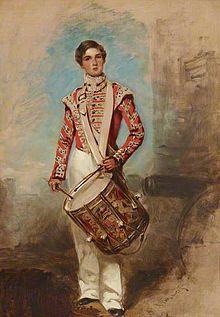 Drummer (military).