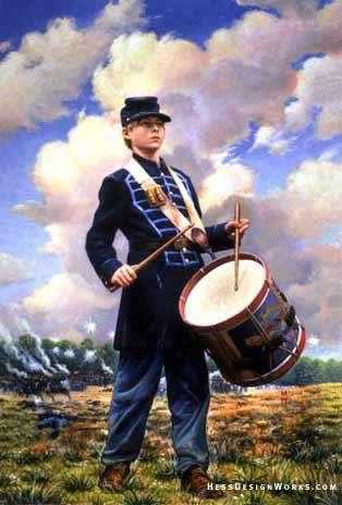 Drummer Boy.