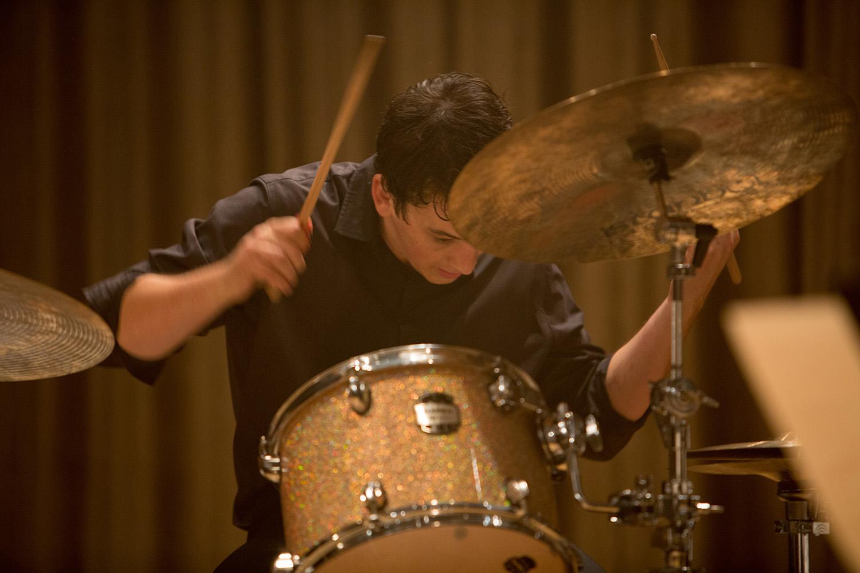 Whiplash Interview: Miles Teller, J.K. Simmons, Damien Chazelle.