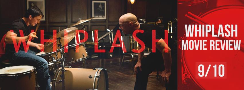Whiplash' (2014).