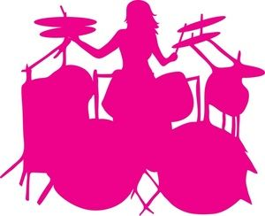 Drums Clipart Image.