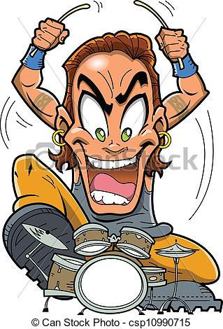Drummer Stock Illustrations. 2,515 Drummer clip art images and.