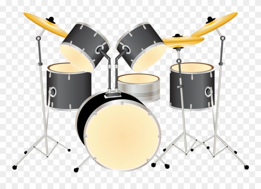 Drum Kit Png Clipart 887 Clip Art.