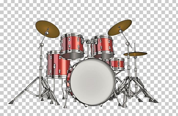 Drums Musical Instrument Drummer PNG, Clipart, Bass Drum, Concert.