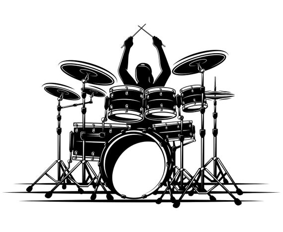 Drum clipart drumset for free download and use images in.