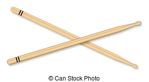 Drumstick clipart - Clipground