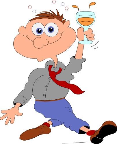 Free Drunk Man Cartoon, Download Free Clip Art, Free Clip.