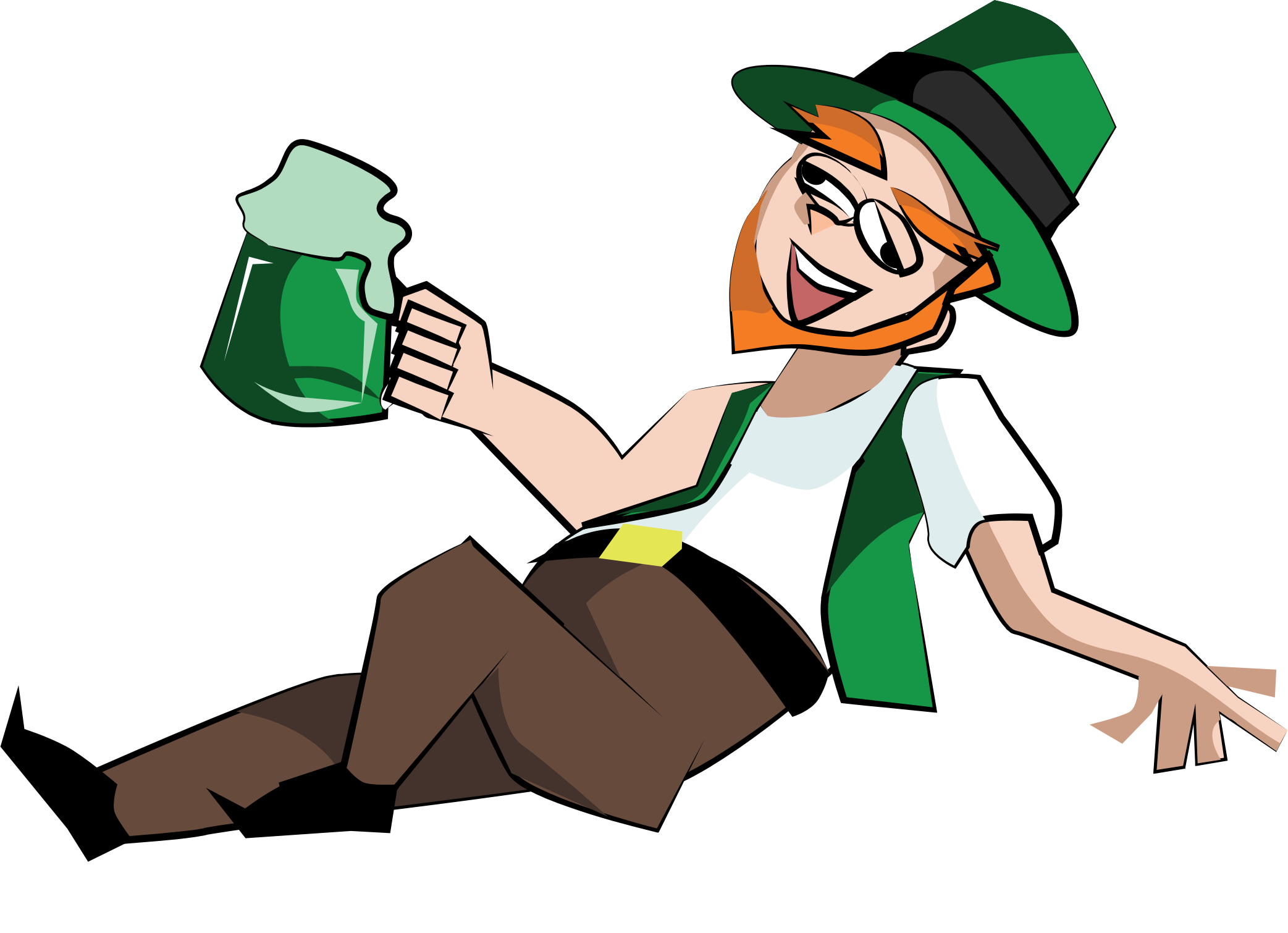 Drunk clip art clipart images gallery for free download.