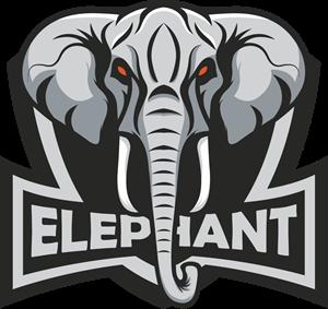Elephant Logo Vectors Free Download.