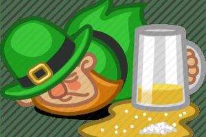 Drunk leprechaun clipart » Clipart Portal.