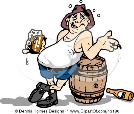 Drunk man clipart 6 » Clipart Portal.
