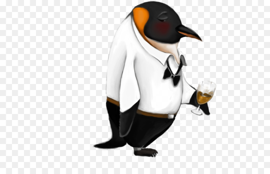 King penguin Fighting Penguin Clip art.