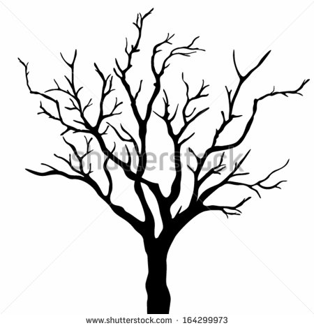 Bare Tree Stock Images, Royalty.