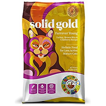 Amazon.com : Solid Gold Indigo Moon Grain Free Dry Cat Food, 3lb.