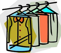 Free Dry Cleaners Clipart.