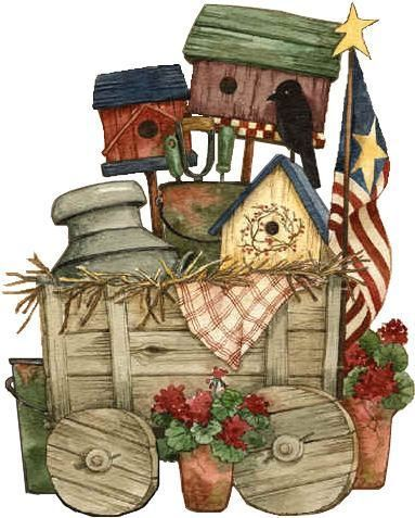 1000+ images about ღ Clipart ~ Country & Farm ღ on Pinterest.