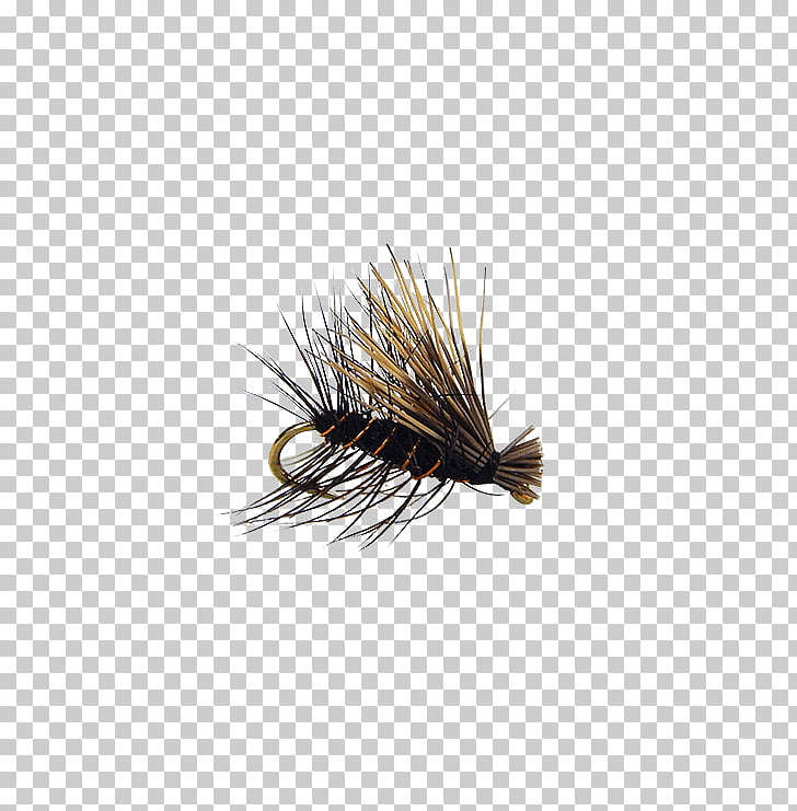 Midge Magic Elk Hair Caddis Artificial fly, fly fishing dry.