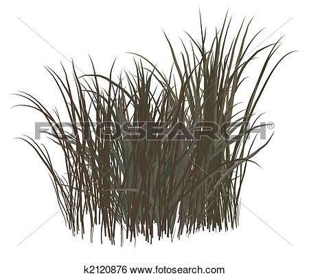 Dead grass clipart.